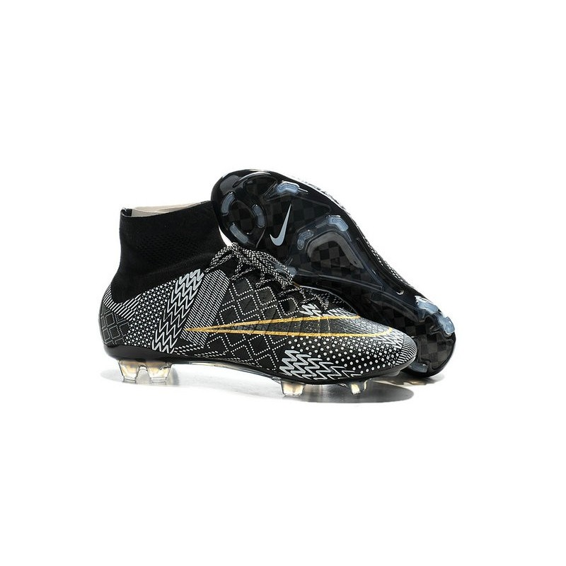 more photos 81e90 2c8af Nike Mercurial Superfly Iv FG Black Month History Soccer ...