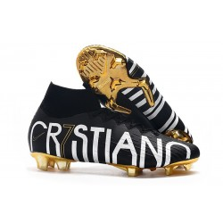 Cristiano Ronaldo Nike Mercurial Superfly 6 Elite DF FG Boots