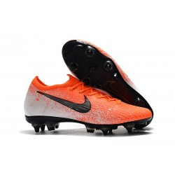 Nike Mercurial Vapor 12 Anti Clog SG-Pro Orange Black