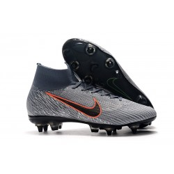 Nike Mercurial Superfly VI 360 Elite SG-Pro AC Wolf Grey Black