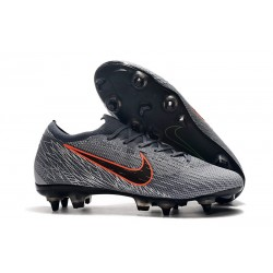 Nike Mercurial Vapor 12 Anti Clog SG-Pro Wolf Grey Orange