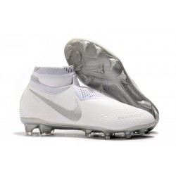 Nike Phantom Vision Elite DF FG New Boot White
