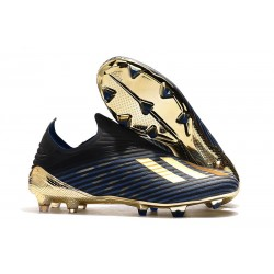 adidas X 19+ FG News Soccer Boots Inner Game Blue Black Golden