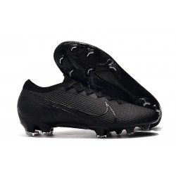 Nike Mercurial Vapor 13 Elite FG Soccer Shoes - Under The Radar Black