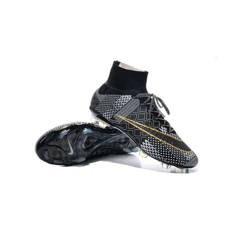 more photos 3f56b 7335a Nike Mercurial Superfly Iv FG Black Month History Soccer ...