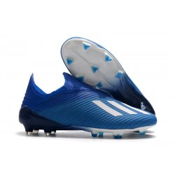 adidas X 19+ FG News Soccer Boots Blue White