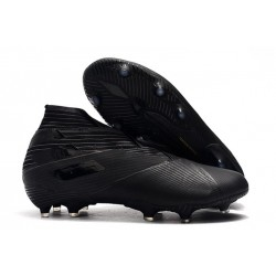adidas Messi 16+ Pureagility FG/AG New Soccer Boots Full Black