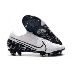 Nike Mercurial Vapor XIII 360 Elite FG White Black