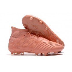 adidas Predator 18.1 Mens FG Soccer Cleats All Pink
