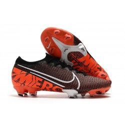 Nike Mercurial Vapor XIII 360 Elite FG Limited Edition Black White Crimson