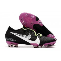 Nike Mercurial Vapor XIII 360 Elite FG Black Purple White